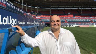 Braulio se trae al director de la cantera del Valladolid para hacerse cargo de la secretaría técnica de Osasuna