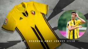 Osasuna Borussia Camisetas