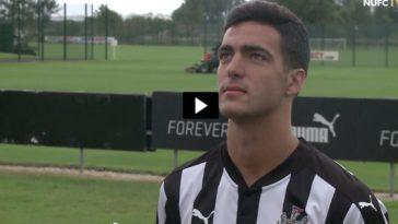 Mikel Merino se lleva las alabanzas del Community Manager del Newcastle
