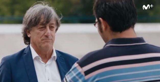 Enrique Martín ayuda a un equipo amateur a luchar contra el descenso
