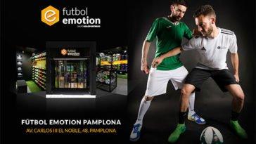 Roberto Torres y Roberto Martil abrirán una tienda de fútbol en Carlos III