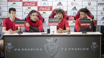 Osasuna rectifica y Julen Hualde jugará en el Promesas la próxima temporada