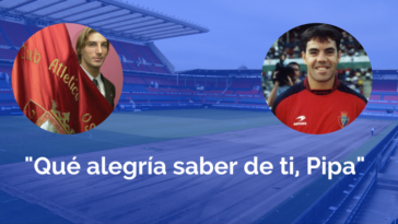 Iván Rosado y Pipa Ganceda recuerdan viejos tiempos en Twitter