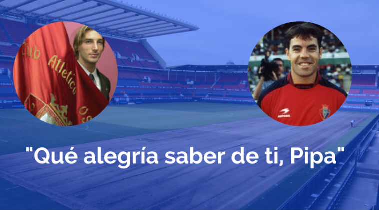 Iván Rosado y Pipa Gancedo recuerdan viejos tiempos en Twitter