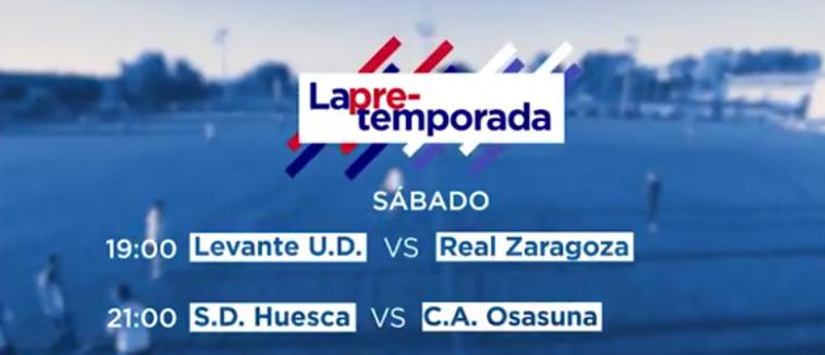 ¿Dónde se puede ver el Huesca - Osasuna?