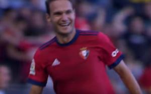 David Rodríguez Osasuna Sevilla