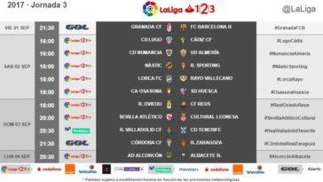 Jornada 3 Osasuna Huesca