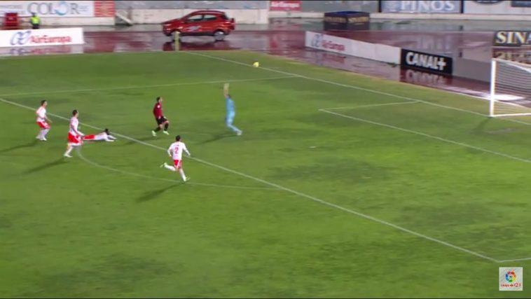 La lluvia de goles de Xisco que dejó muy tocado a Osasuna