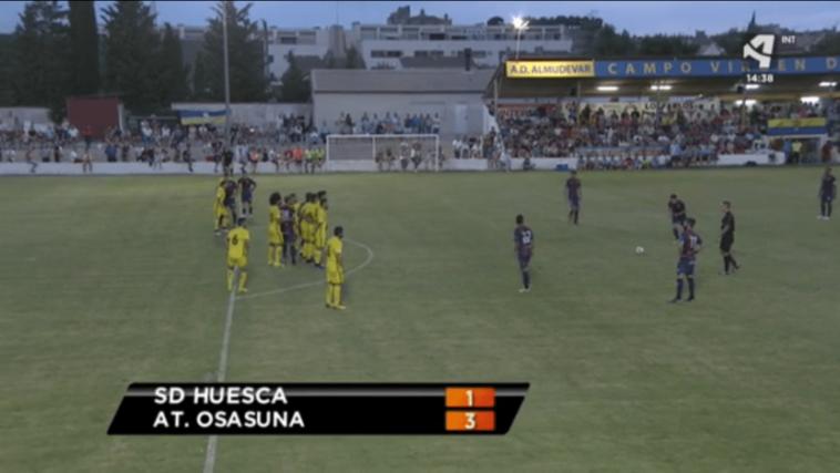Resumen y todos los goles del Huesca-Osasuna (1-3)