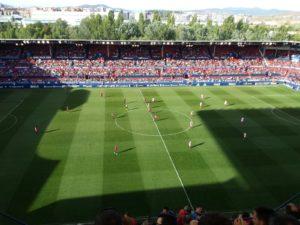 Estadio El Sadar de Osasuna