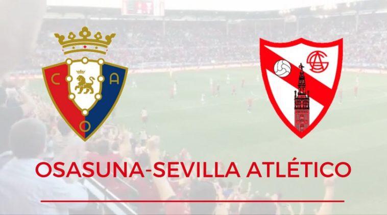 Osasuna no pasa del empate contra el Sevilla Atlético