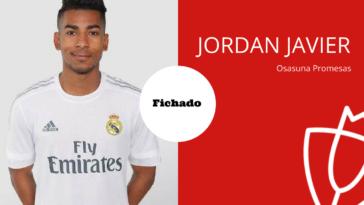 Osasuna Promesas incorpora al ecuatoriano Jordan Javier Gaspar