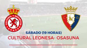 Cultural Leonesa-Osasuna