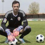 Primeras palabras de Manu Herrera como jugador de Osasuna