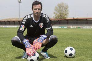 Manu Herrera Presentación Osasuna