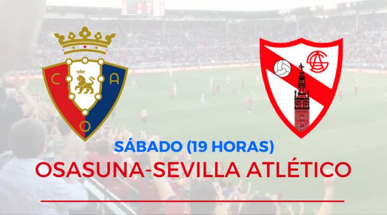 La posible alineación de Osasuna contra el Sevilla Atlético