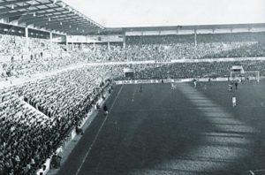 Primera partido de Osasuna en Primera