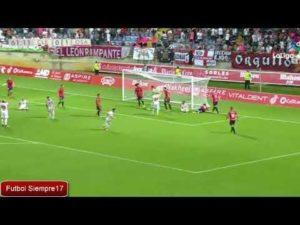 Resumen y todos los goles del Cultural Leonesa-Osasuna (2-1)