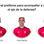 Encuesta | ¿Qué central prefieres para acompañar a Aridane en el eje de la defensa?