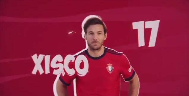 Esta es la alineación de Osasuna contra el Albacete