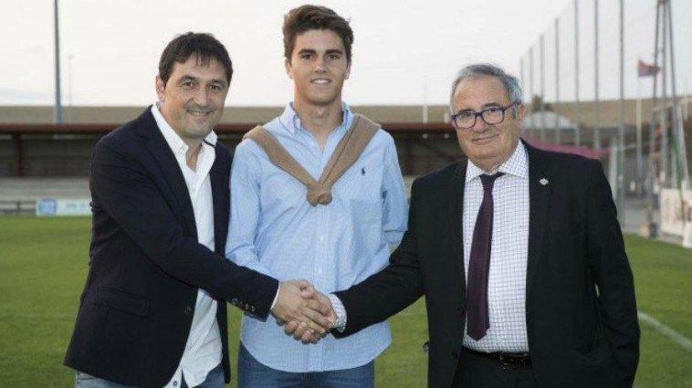 VÍDEO | Golazo del canterano Javi Martínez con Osasuna Promesas