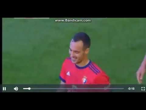 Así fue el gol de Unai García contra el Huesca