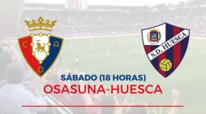 Osasuna-Huesca