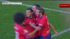 Resumen y todos los goles del Osasuna-Huesca (1-1)