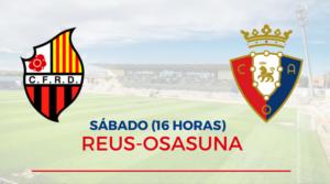Reus-Osasuna