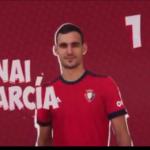 Rotaciones en la alineación de Osasuna contra el Albacete