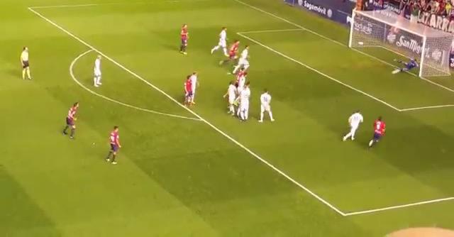 Así se ha vivido el gol de Lucas Torró en El Sadar