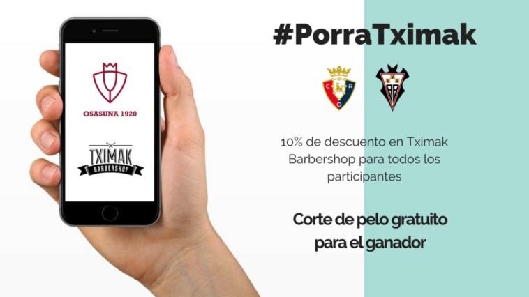 Participa en nuestra porra del Osasuna - Albacete