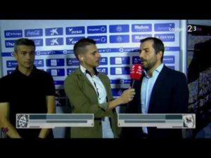 """Diego Martínez: """"Hemos cometido muchos desajustes o pérdidas de atención"""""""