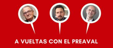 La junta electoral declara inválido el preaval de Juan Ramón Lafón y Víctor Álvarez