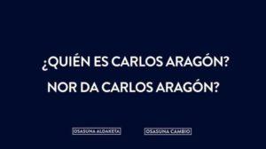 ¿Quién es Carlos Aragón, el avalista de Osasuna Cambio?