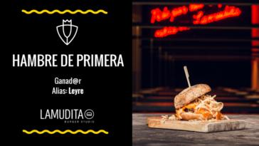 Clasificación y ganad@r de la Porra LaMudita Burguer Studio