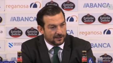 Ricardo resucita al Racing de Ferrol y pide más afluencia al estadio