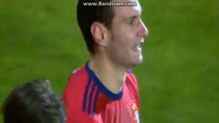 Vídeo | Así ha sido el gol de David Rodríguez contra el Sevilla Atlético (0-1)