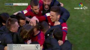 Vídeo | Puro caviar: así fueron los goles de Fran Mérida y Borja Lasso