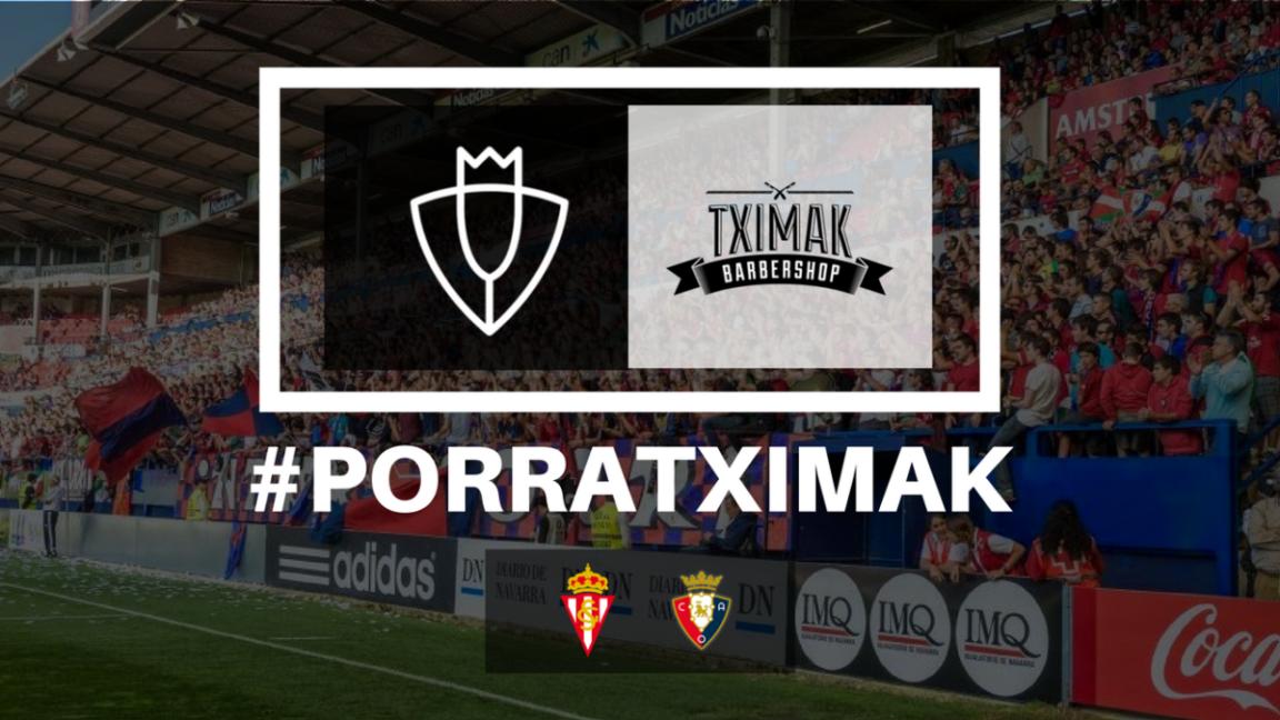 PorraTximak | Sporting de Gijón - Osasuna