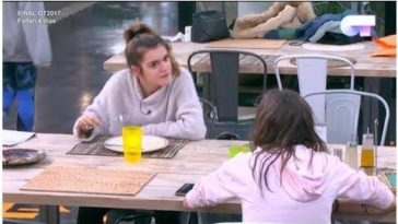 "Amaia canta en OT: ""Ale, Osasuna alé"""