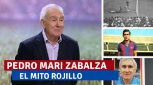 Pedro Mari Zabalza, el mito de Osasuna
