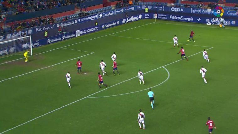 Resumen y goles del Osasuna-Rayo (1-1)