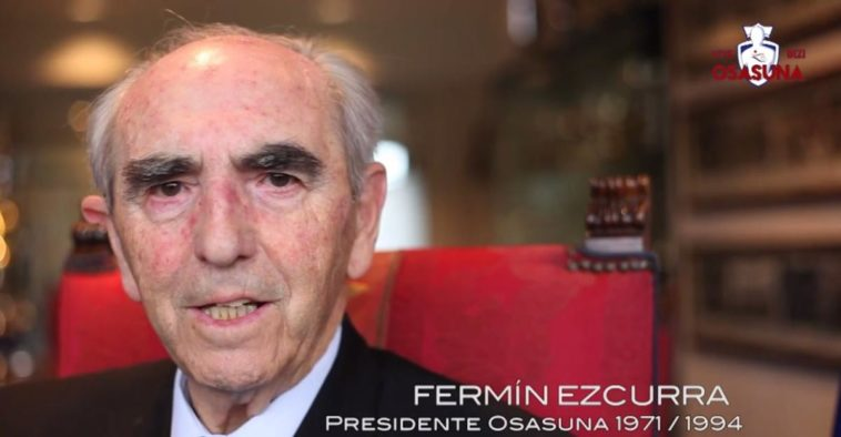 Fallece Fermín Ezcurra