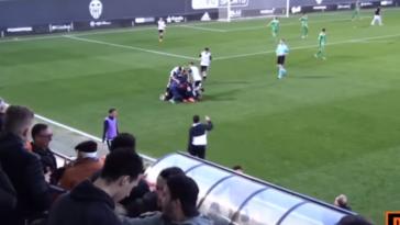 En Valencia alucinan con Iván Márquez