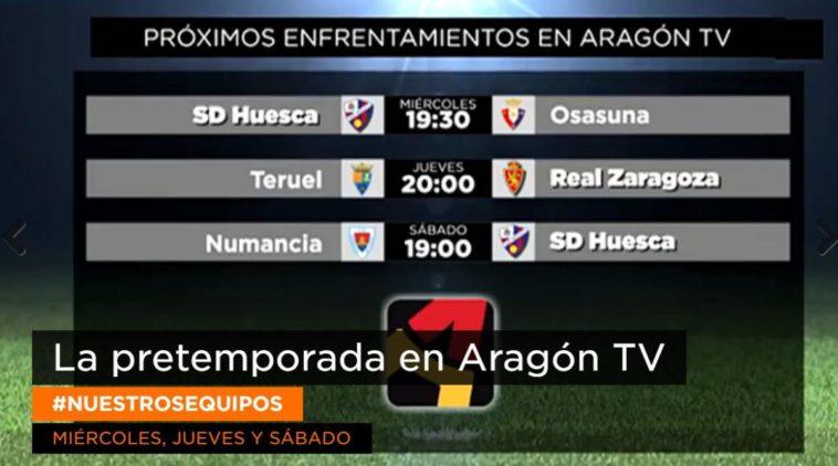El enlace para seguir la retransmisión del amistoso entre SD Huesca y Osasuna
