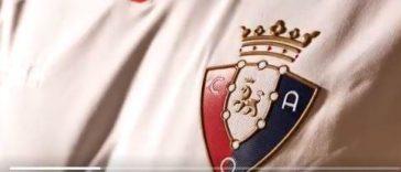 Nueva Equipación de Osasuna | Temporada 2018 / 2019