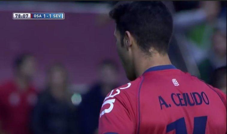 Álvaro Cejudo vuelve a España y jugará en Segunda B