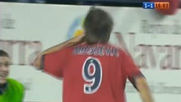 ¿Cuál fue el 11 de Osasuna que alcanzó el último liderato en Primera?