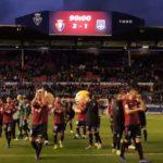 Los 8 mejores datos de la victoria de Osasuna frente al Alcorcón